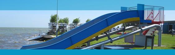 Slide factory waterglijbanen fabrikant for Te koop inbouw zwembad